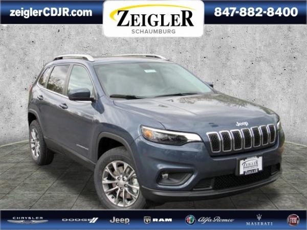 2020 Jeep Cherokee in Schaumburg, IL