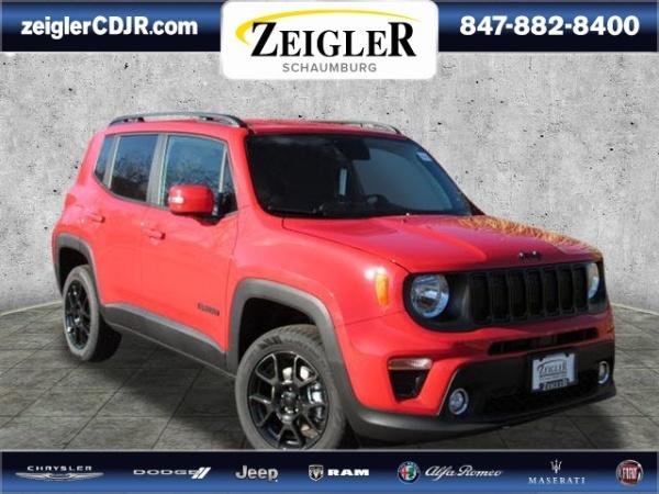 2020 Jeep Renegade in Schaumburg, IL