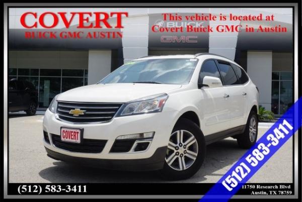 2015 Chevrolet Traverse in Austin, TX