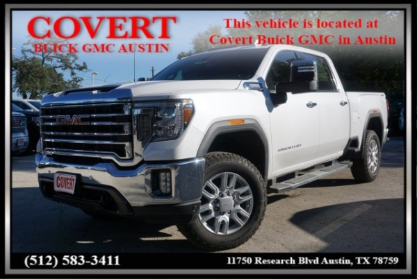 2020 GMC Sierra 2500HD in Austin, TX