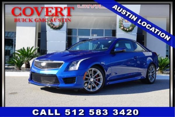 2016 Cadillac ATS-V in Austin, TX