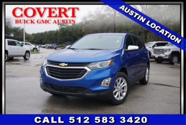 2019 Chevrolet Equinox in Austin, TX