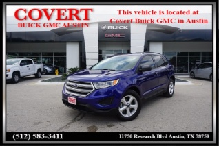 Ford Edge Se Fwd For Sale In Austin Tx