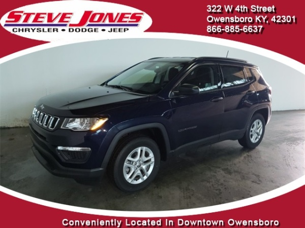 2019 Jeep Compass in Owensboro, KY