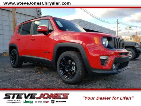2020 Jeep Renegade in Owensboro, KY