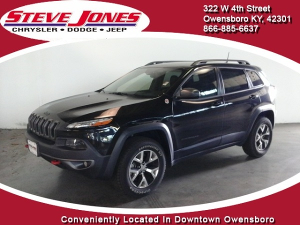 2015 Jeep Cherokee in Owensboro, KY