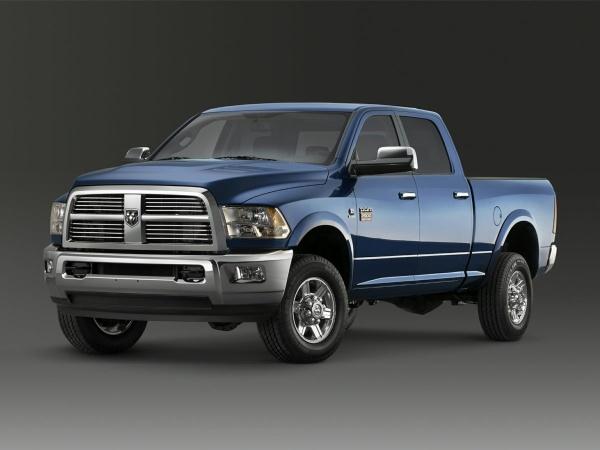 2012 Ram Ram Pickup 3500 Laramie Limited
