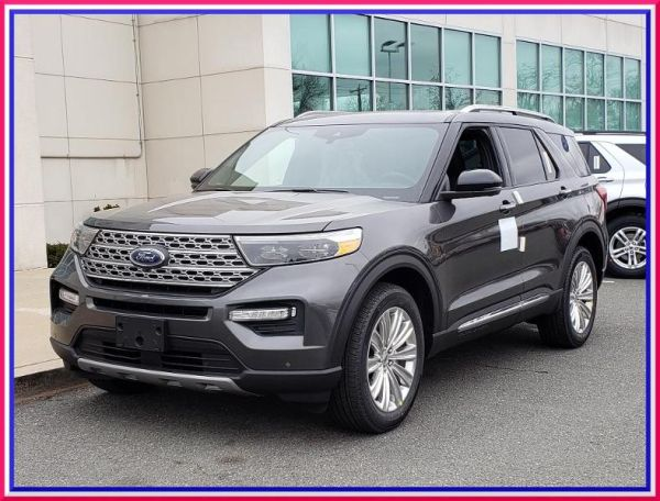 2020 Ford Explorer in Saugus, MA