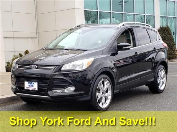 2016 Ford Escape in Saugus, MA