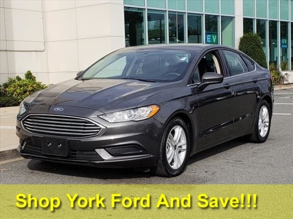 2018 Ford Fusion In Saugus Ma