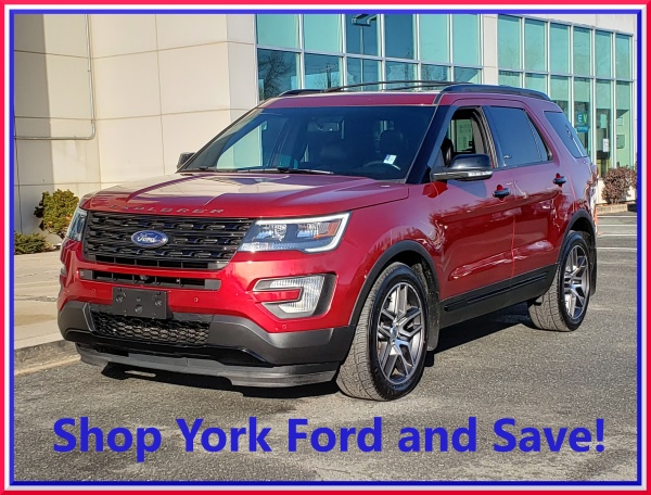 2016 Ford Explorer in Saugus, MA