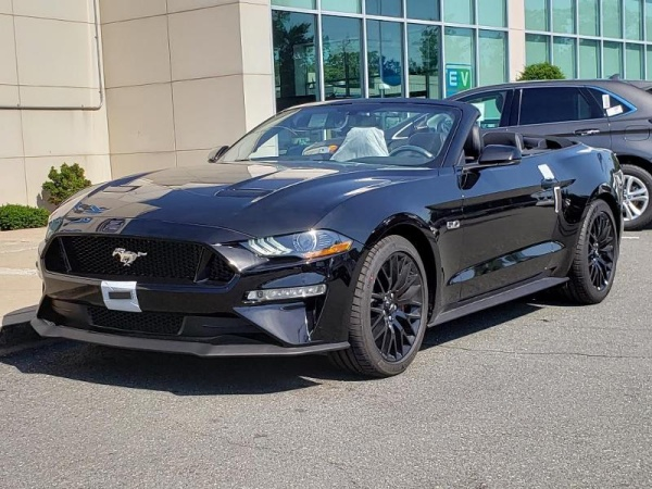 2019 Ford Mustang in Saugus, MA