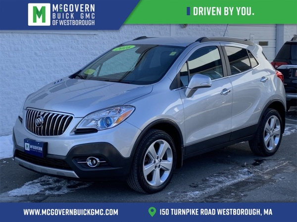 2016 Buick Encore in Westborough, MA