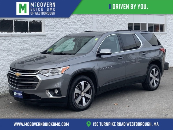 2019 Chevrolet Traverse in Westborough, MA