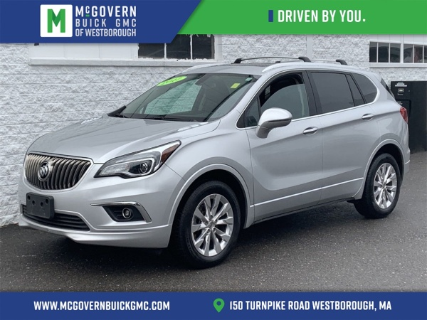 2017 Buick Envision in Westborough, MA