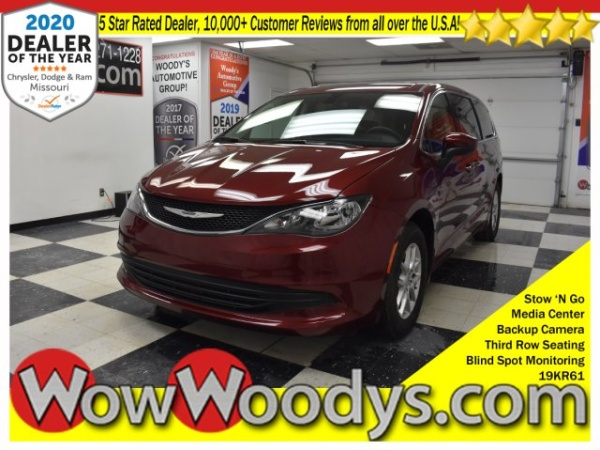 2019 Chrysler Pacifica in Chillicothe, MO