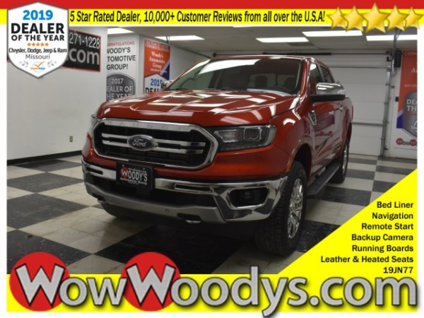 2019 Ford Ranger in Chillicothe, MO
