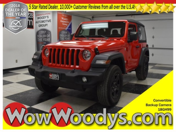 2018 Jeep Wrangler in Chillicothe, MO