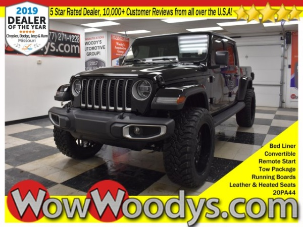 2020 Jeep Gladiator in Chillicothe, MO