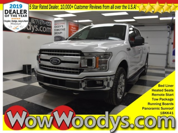 2018 Ford F-150 in Chillicothe, MO