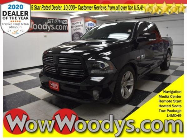 2014 Ram 1500 in Chillicothe, MO