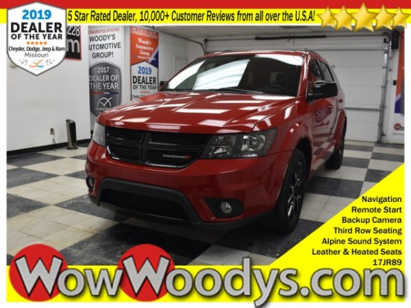 2017 Dodge Journey in Chillicothe, MO