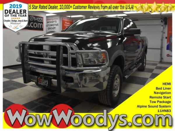 2011 Ram 2500 in Chillicothe, MO