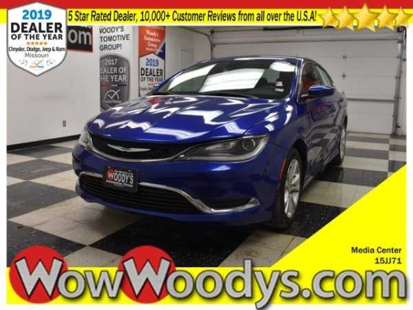 2015 Chrysler 200 in Chillicothe, MO