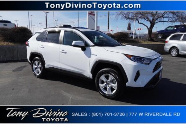 2019 Toyota RAV4 in Riverdale, UT