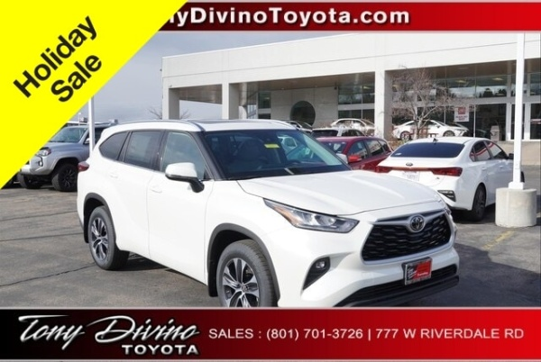 2020 Toyota Highlander in Riverdale, UT