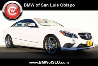 2017 Mercedes Benz E Cl 400 Coupe Rwd For In San Luis