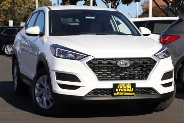 2020 Hyundai Tucson in Concord, CA