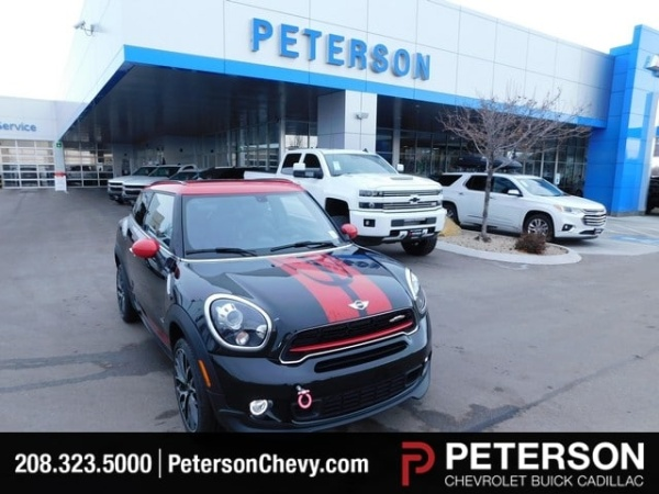 2015 MINI Paceman John Cooper Works ALL4