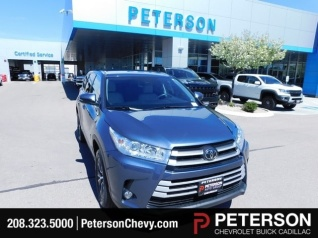 2017 Toyota Highlander Le V6 Fwd For In Boise Id