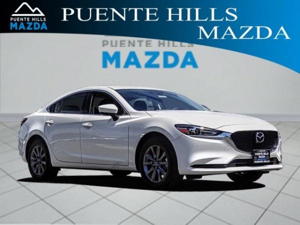 2019 Mazda Mazda6 Unknown