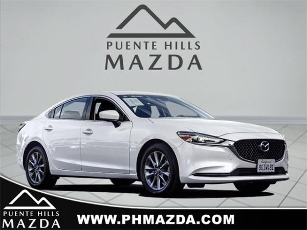 2018 Mazda Mazda6 in City of Industry, CA