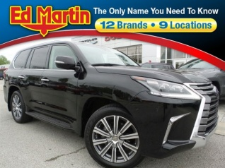Used Lexus LX Lx-570 for Sale in Keystone, IN | 3 Used LX Lx