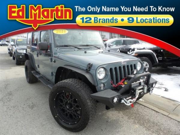 2014 Jeep Wrangler in Anderson, IN