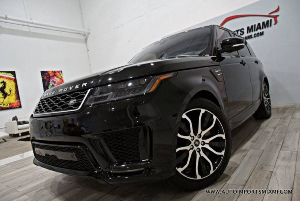 2018 Land Rover Range Rover Sport in Hollywood, FL