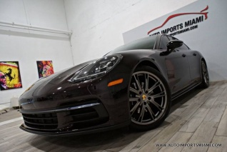 2018 Porsche Panamera Rwd For In Hollywood Fl