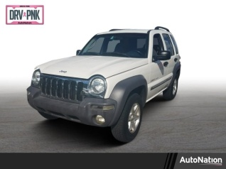 Used 2002 Jeep Liberty Sport 4WD For Sale In Miami, FL