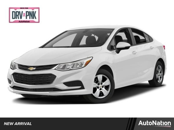 2017 Chevrolet Cruze in Miami, FL