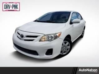 2011 Toyota Corolla For Sale >> Used 2011 Toyota Corollas For Sale Truecar