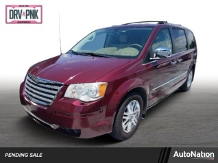 2009 chrysler town and country limited options