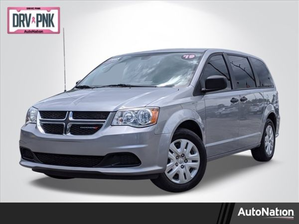 2019 Dodge Grand Caravan in Miami, FL
