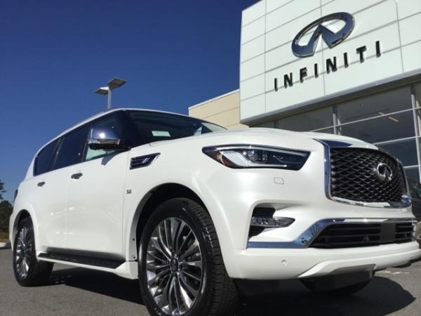 2019 INFINITI QX80 in Macon, GA