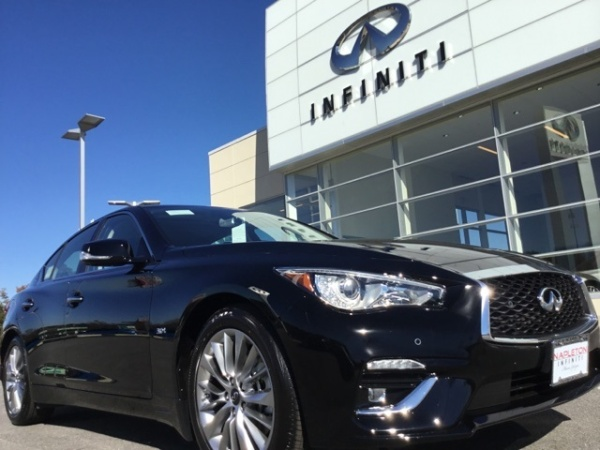 2019 INFINITI Q50 in Macon, GA