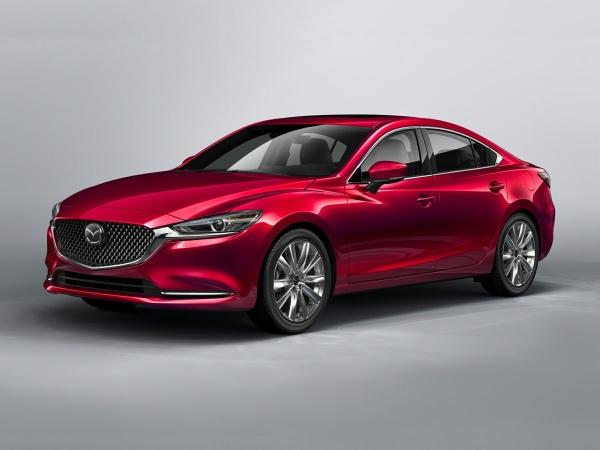 2020 Mazda Mazda6 in Norman, OK