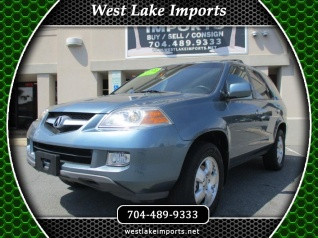 Used Acura MDX For Sale In Hickory NC Used MDX Listings In - 2006 acura mdx for sale