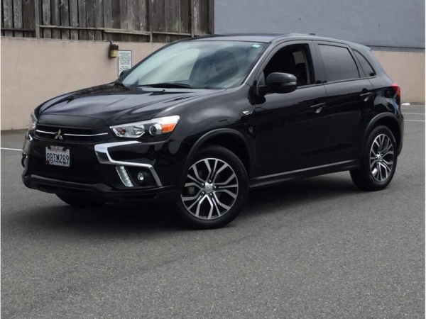 2018 Mitsubishi Outlander Sport SE 2 4 AWC CVT For Sale in Daly City